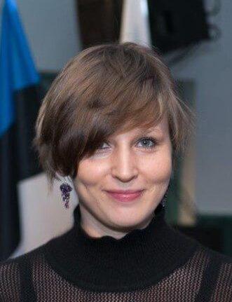 Karin Kask veebisekretär