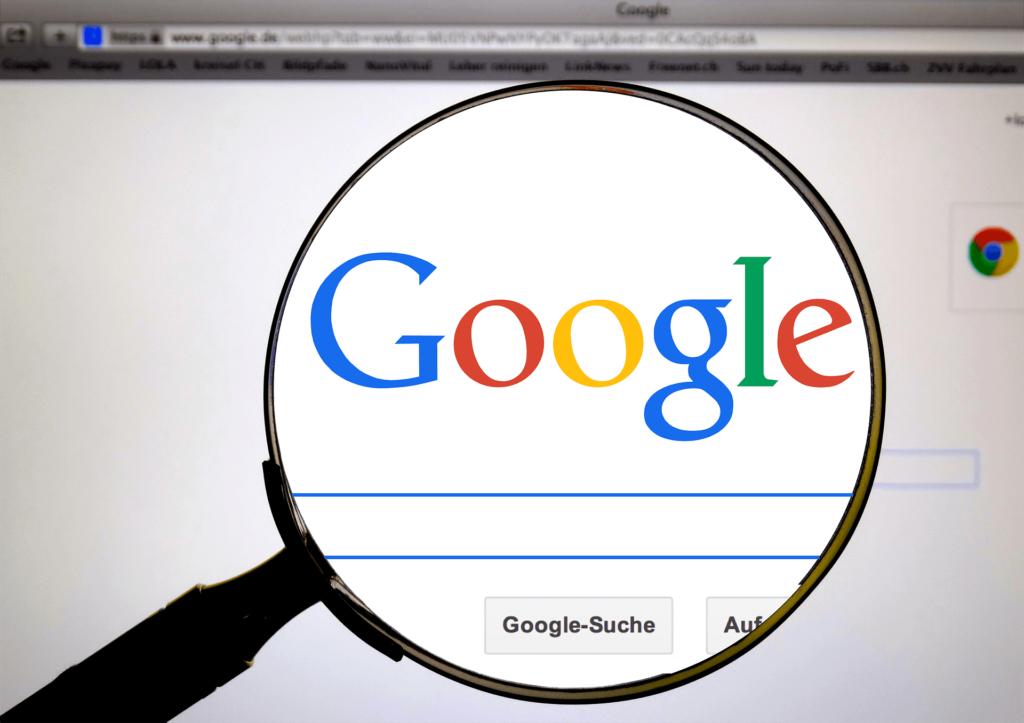 reklaamimine Googles