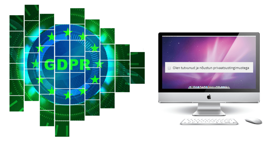 uus isikuandmete kaitse üldmäärus GDPR