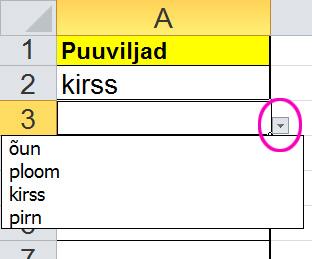 tasuta Exceli koolitus